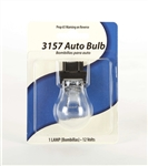 Turn, Stop, Tail Type No. 3157 Auto Light Bulb