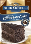 Continental Mills Ghirardelli Ultimate Chocolate Cake - 112 Oz.