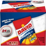 David Sunflower Seeds In Shell Original - 1.75 Oz.