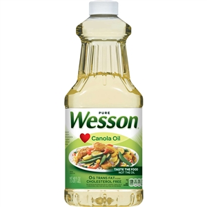 Wesson Canola Oil - 48 Fl. Oz.