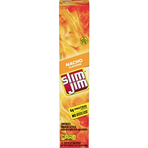 Conagra Nacho Giant Slim Jim - 0.97 Oz.