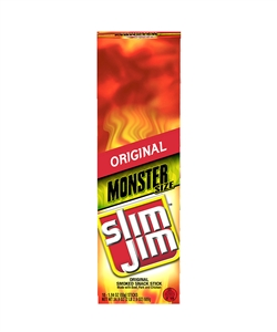 Conagra Slim Jim Monster Original Steak - 1.94 Oz.