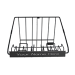 Rack Airpot Black Wire 3 Drip Tray