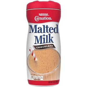 Carnation Malted Milk Chocolate Powder - 13 Oz.