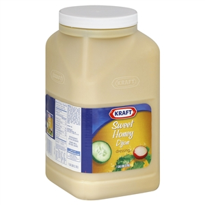 Kraft Nabisco Sweet Honey Dijon Dressing - 128 Oz.
