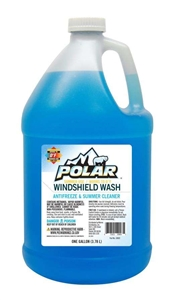 Polar Windshield Washer Zero Degree - 1 Gal.