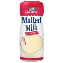 Nestle Carnation Beverage Not Rtd Original Malted Milk Mix - 13 Oz.