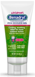 Benadryl Anti-Itch Gel Kids - 3 Oz.