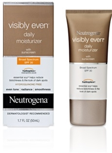 Neutrogena Visibly Even Daily Moisture Spf 30 - 1.7 Fl. Oz.