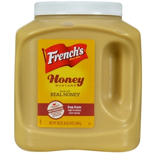 Frenchs Sweet and Tangy Honey Mustard - 105 Oz.