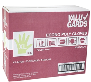 Handgards Extra Large Value Oeg Glove