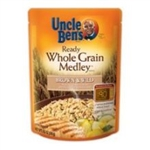 Uncle Bens Ready Whole Grain Medley Rice - 8.5 Oz.