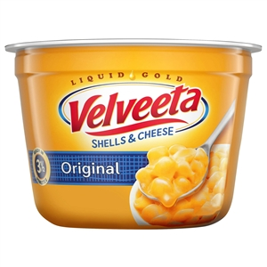 Kraft Nabisco Original Shells and Cheese Cups - 2.39 Oz.