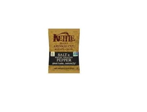 Kettle Krinkle Cut Salt and Ground Pepper Potato Chip - 2 Oz.