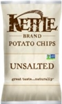 Kettle Potato Chip Unsalted - 5 Oz.