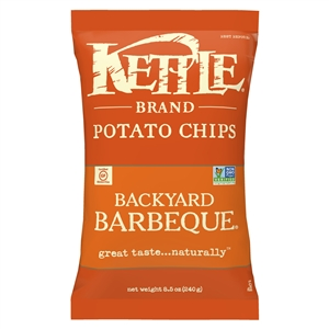 Backyard Barbeque Potato Chips - 8.5 Oz.