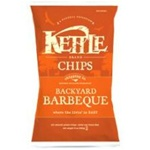 Kettle Backyard Barbeque Potato Chip - 2 Oz.