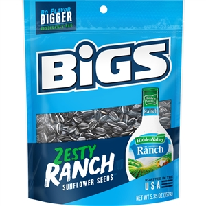Thanasi Bigs Sunflower Seeds Zesty Ranch