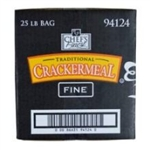 Sugar Foods Chefs Finest Fine Meal Cracker - 25 Lb.