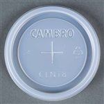 Cambro Medium Lid For Newport Tumbler 8 Oz.