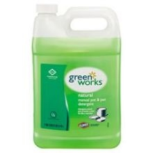 Greenworks Commercial Solutions Manual Pot and Pan Detergent