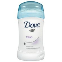 Unilever Best Foods Dove Invisible Solid Fresh Deodorant - 1.6 oz.
