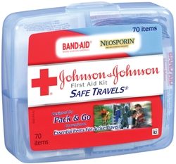 Safe Travel First Aid Kit