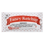 Portion Pac Ketchup Single Serve Foil Pouch 9 Grm.