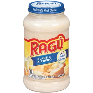 Ragu Cheese Creation Classic Alfredo Sauce - 16 Oz.