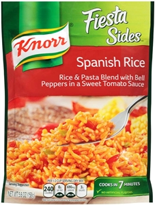 Lipton Fiesta Side Spanish Rice - 5.6 Oz.