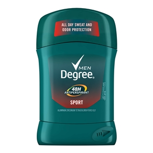 Unilever Best Foods Degree Antiperspirant and Deodorant For Men Sport - 1.7 Oz.