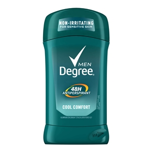 Degree Cool Comfort Antiperspirant and Deodorant - 2.7 Oz.