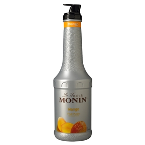 Monin Mango Fruit Puree - 1 Liter