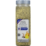 McCormick Lemon and Pepper 28 oz. Seasoning Salt