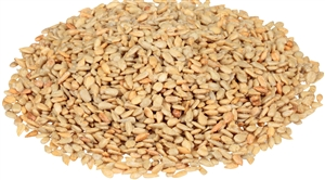 John B. Sanfilippo and Son Fisher Roasted and Salted Sunflower Kernels - 2 Lb.