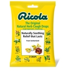 Ricola Original Clip Strips Cough Drop