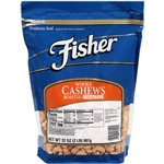 John B. Sanfilippo and Son Fisher Whole Cashew Nut - 2 Lb.