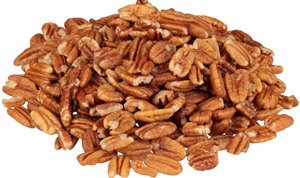 John B. Sanfilippo and Son Fisher Fancy Medilum Pecan Halves - 5 Lb.