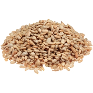 Roasted No Salt Sunflower Kernels - 5 Lb.