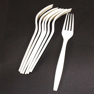 Galli Green Natural Corn Starch Dinner Fork
