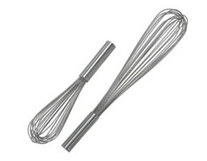 Piano Wire Whip Stainless Steel - 14 in.