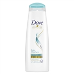 Unilever Best Foods Dove Daily Moisture Therapy Shampoo - 12 Oz.