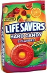 Wrigleys Life Savers Five Flavor Candy - 41 Oz.
