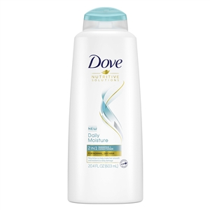 Dove Daily Moisture Therapy 2 In 1 - 25.4 Fl.Oz.