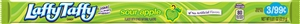 Laffy Taffy Sour Apple Candy Dollar .99 Pre-Priced - 0.81 oz.