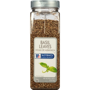 McCormick Basil Leaves 5 oz. Seasoning