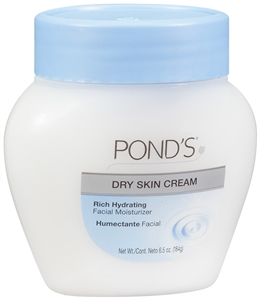 Unilever Best Foods Ponds Caring Classic Dry Skin Cream - 6.5 oz.