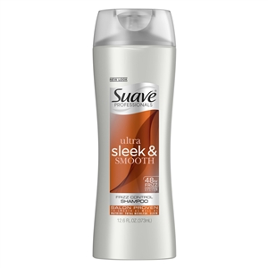 Shampoo Suave Sleek - 12.6 Fl.Oz.