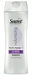Suave Volumizing Shampoo - 12.6 Fl. Oz.