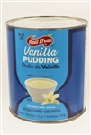 Real Fresh Vanilla Pudding Trans Fat Free - 7 Lb.